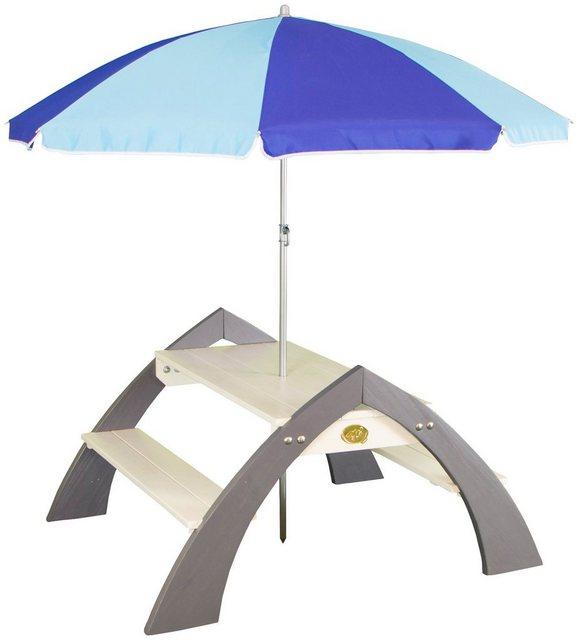 AXI Kinderpicknicktisch »Kylo«  BxLxH: 119x98x65 cm   Baumarkt > Camping und Zubehör > Weiteres-Campingzubehör   AXI
