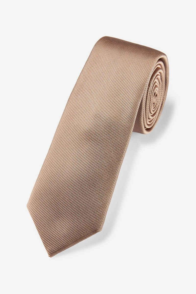 Next Krawatte »Twill-Krawatte-Slim« (1-St)