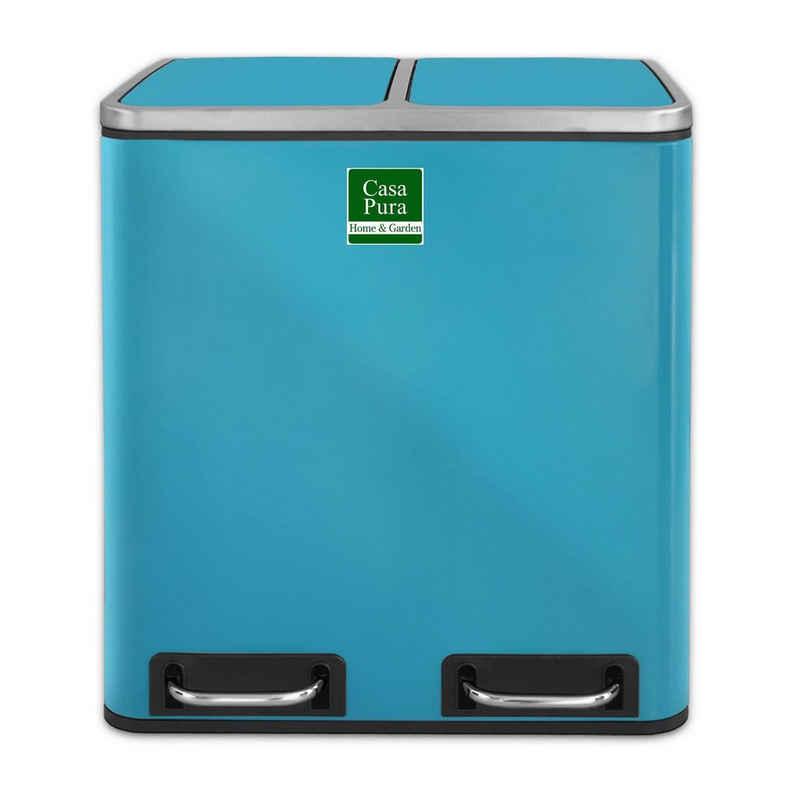 casa pura Mülltrennsystem »Felix«, 30 Liter Fassungsvermögen