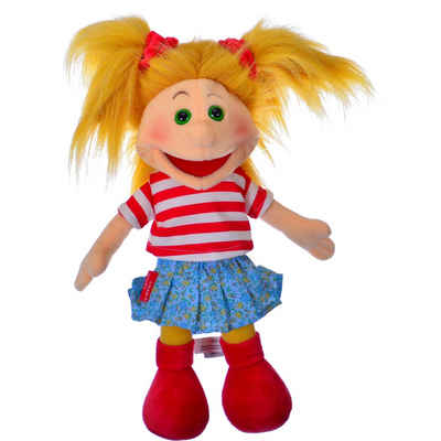 Living Puppets Handpuppe »Living Puppets Handpuppe Gisell 35 cm W706« (Packung)