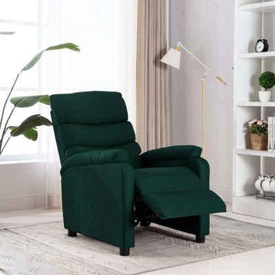 vidaXL TV-Sessel »vidaXL Relaxsessel Stoff Fernsehsessel Ruhesessel Liegesessel mehrere Auswahl«