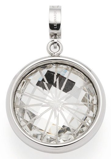 LEONARDO Charm-Einhänger »Sole Darlin's, 017983«, mit Glasstein