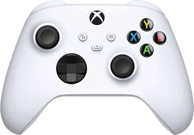 Xbox »Robot White« Wireless-Controller