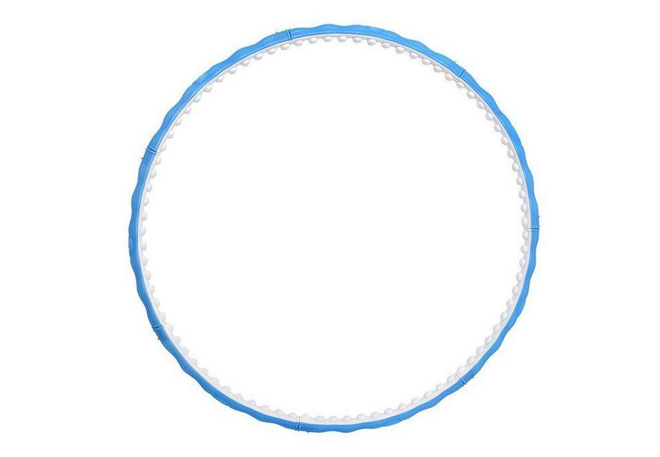 Hula Hoop Reifen, Health Hoop, »S23 (720 Gramm)« in blau