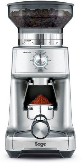 Sage Kaffeemühle the Dose Control Pro SCG600SIL, 240 W, Kegelmahlwerk, 350 g Bohnenbehälter