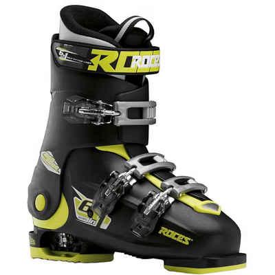 Roces »Skischuhe Idea Free black-lime« Skischuh