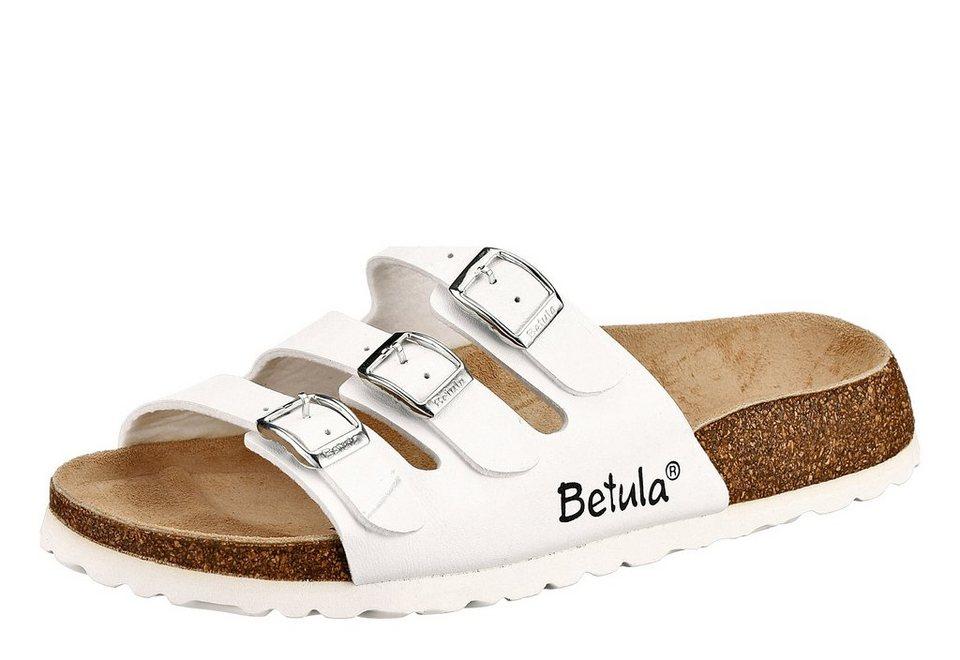Betula Pantolette »Woogie« in weiß