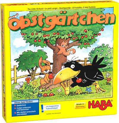 Haba Spiel, Kinderspiel »Obstgärtchen«, Made in Germany