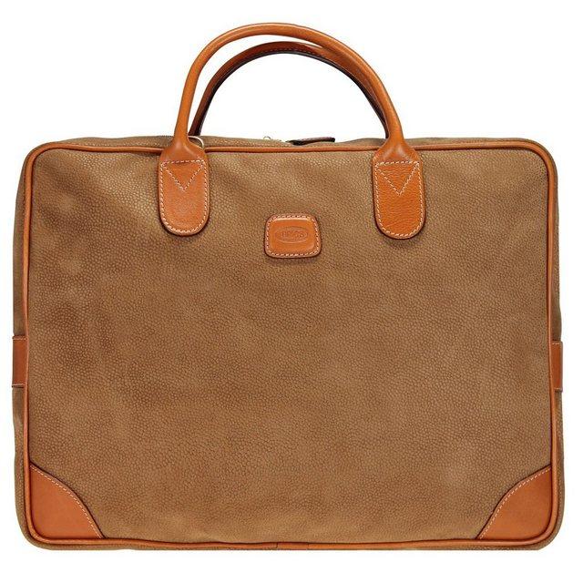Bric's Laptoptasche »Life«, Kunstleder   Taschen > Business Taschen > Laptoptaschen   Bric's