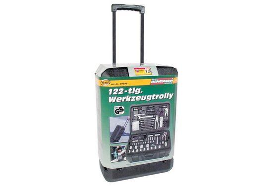 Brueder Mannesmann Werkzeuge Werkzeugtrolley »(122-tlg.)«