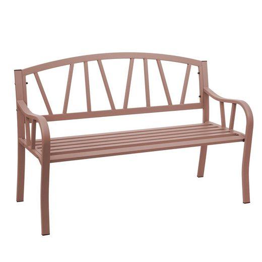 MCW Gartenbank »MCW-F53«, Für den Außenbereich geeignet, Zwei Sitzplätze