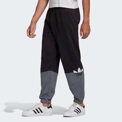 adidas Originals Jogginghose »ADICOLOR SLICED TREFOIL«