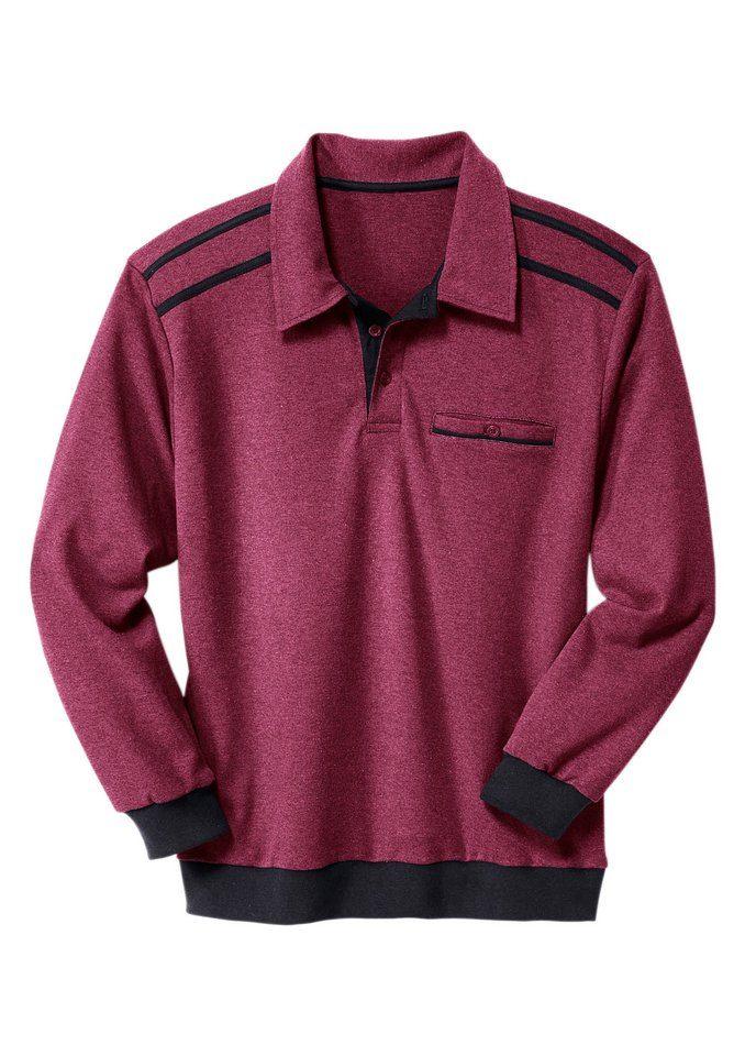 Basics Mit Knopfverschluss Sweatshirt Mit Classic Classic Sweatshirt Basics xorBCWde