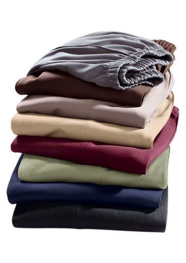 Classic Basics Hose in pflegeleichter Qualität