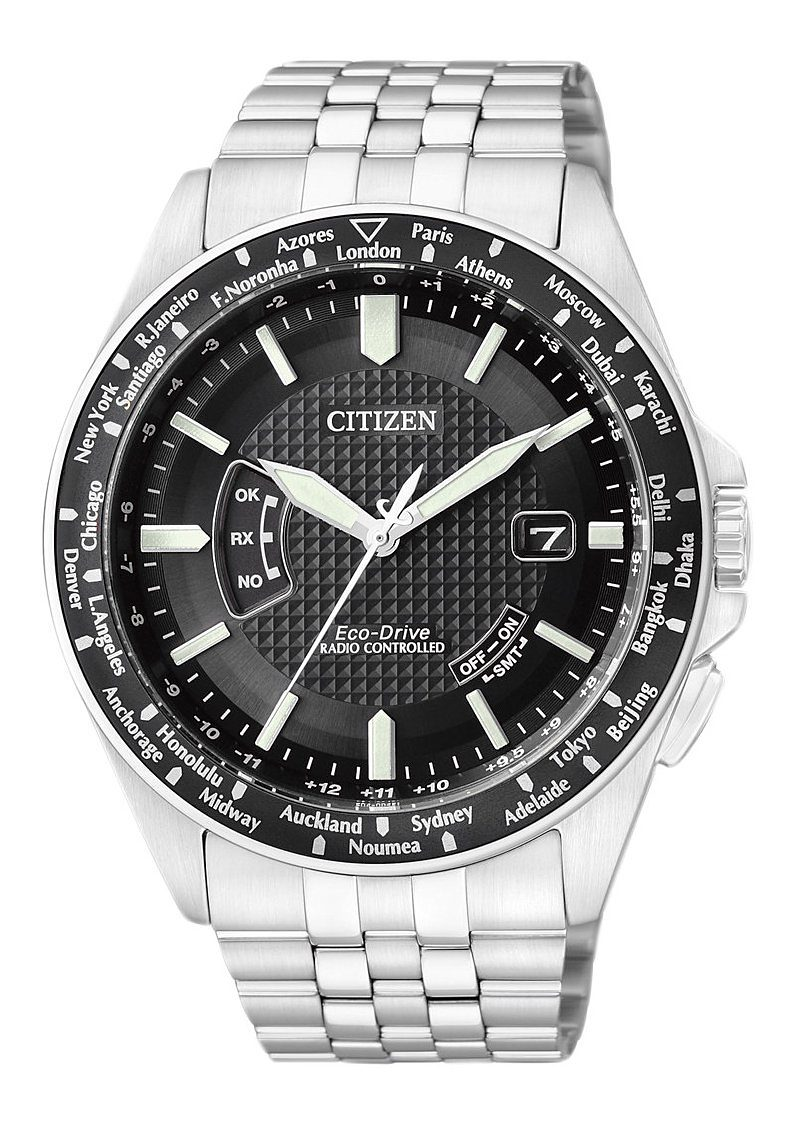 Citizen Funkuhr »CB0021-57E«
