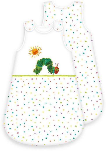 Die kleine Raupe Nimmersatt Babyschlafsack »Die kleine Raupe Nimmersatt« (1 tlg)