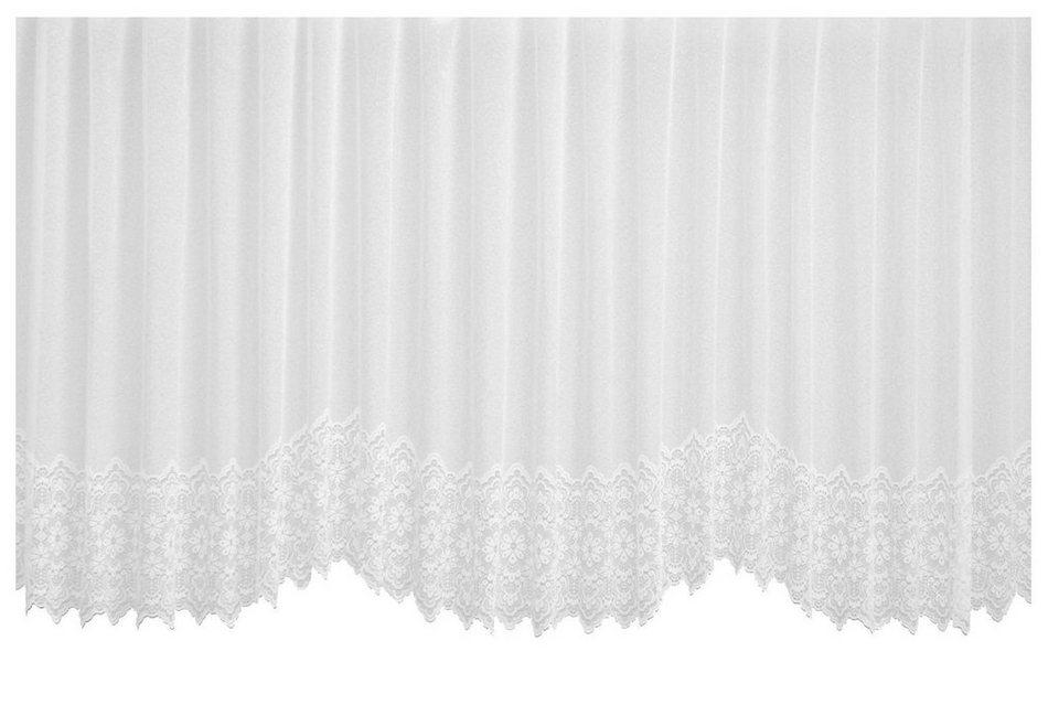 Bogenstore, Vhg, »Konstanz« (1 Stück) in weiß