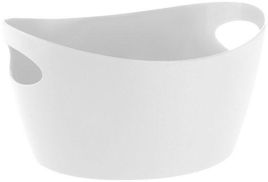 KOZIOL Aufbewahrungskorb »BOTTICHELLI M«, spülmaschinengeeignet, 4,5 L