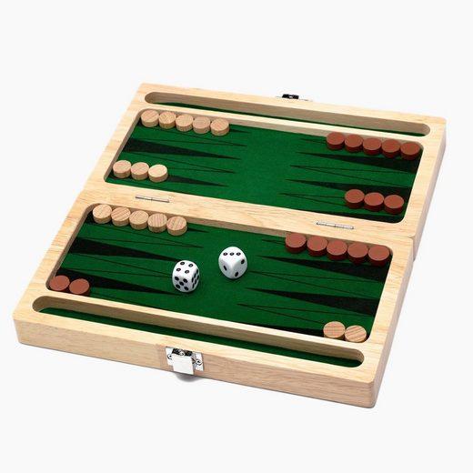 goki Spiel, Backgammon Reisespiel »Backgammon goki«