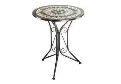 Kobolo Gartenmöbelset »Gartentisch mit Mosaikplatte«, (1-tlg)