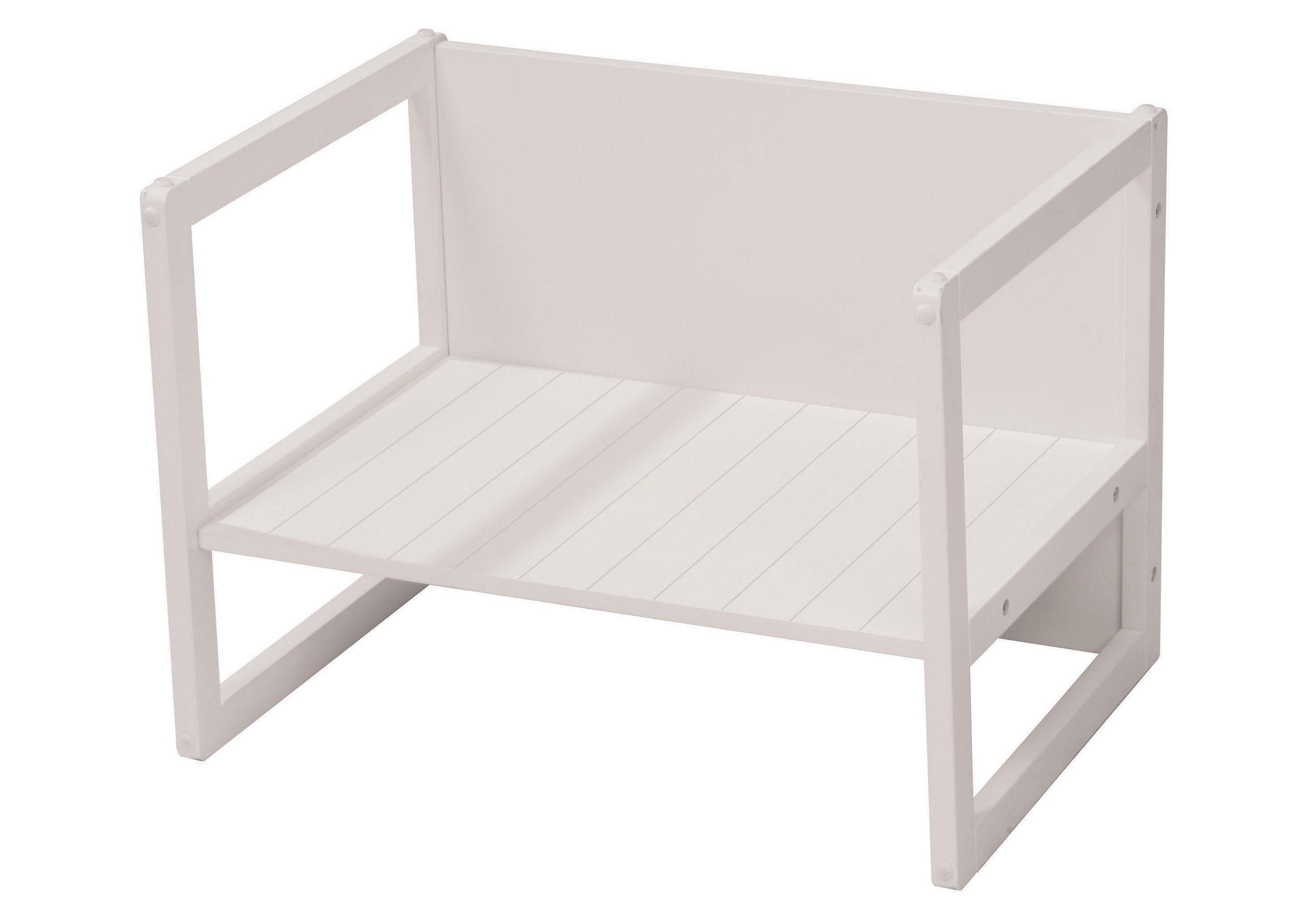 Roba, Sitz-Tisch-Kombination - Weiß