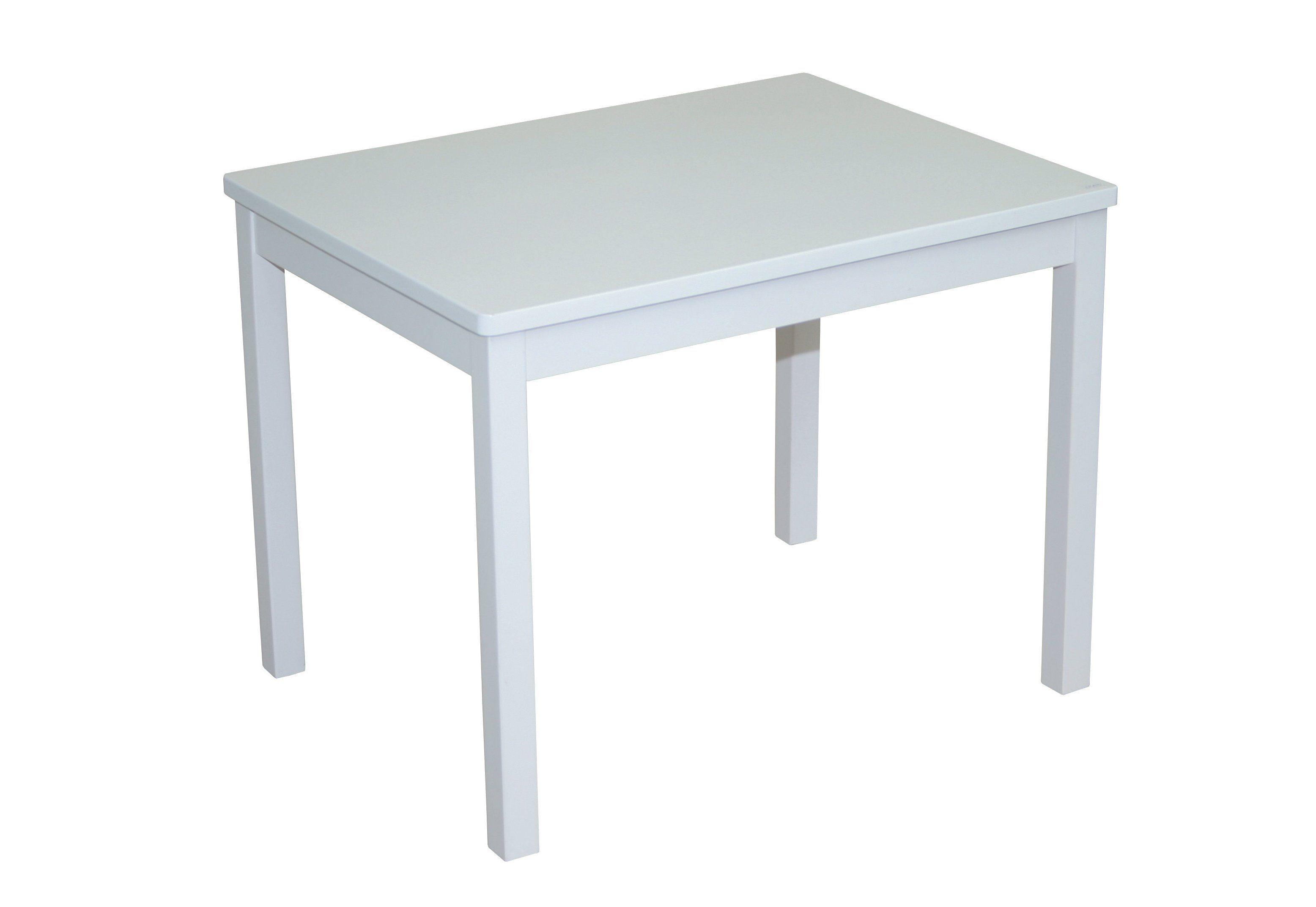 Roba, Kindertisch - Weiß