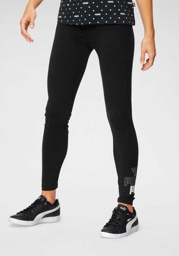 PUMA Leggings »Graphic High Waist Leggings«