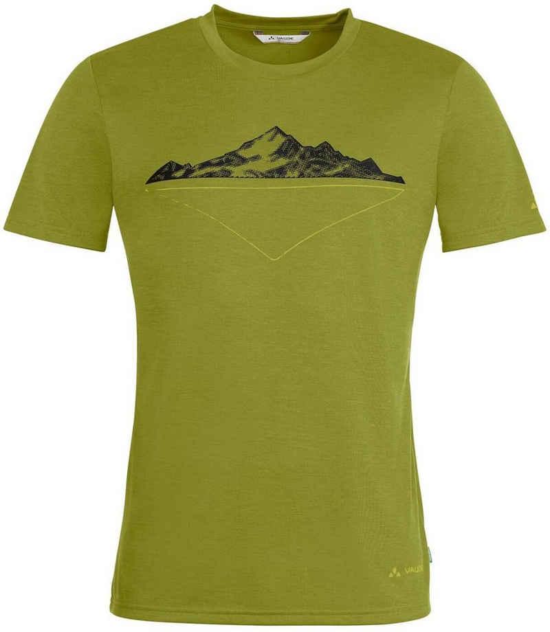 VAUDE T-Shirt »Me Tekoa Shirt II AVOCADO«