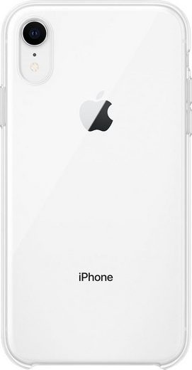 Apple Smartphone-Hülle »iPhone XR Clear Case« iPhone XR