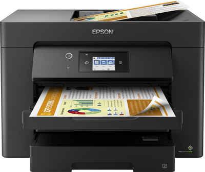 Epson WorkForce WF-7830DTWF WLAN-Drucker, (LAN (Ethernet), WLAN (Wi-Fi)