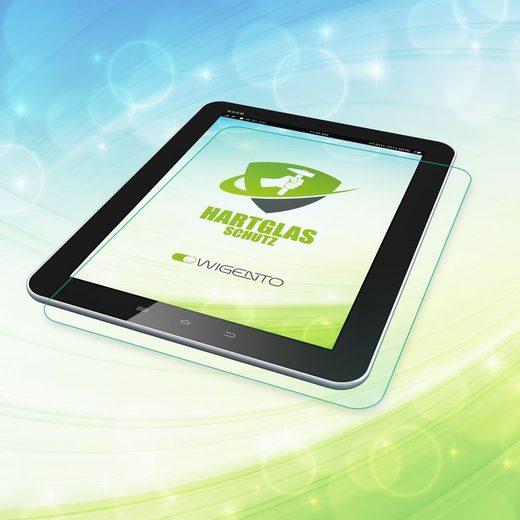 Wigento Tablet-Hülle »Premium 0,4 mm Hartglas Schock Folie für Apple iPad 2 / 3 / 4«