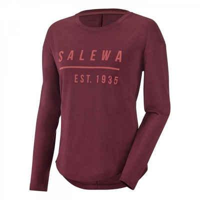 Salewa Langarmshirt »Salewa BESOM Longsleeve Women«