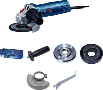 Bosch Professional Winkelschleifer »GWS 750 (125 mm) Professional«, (1 tlg), Einhandwinkelschleifer