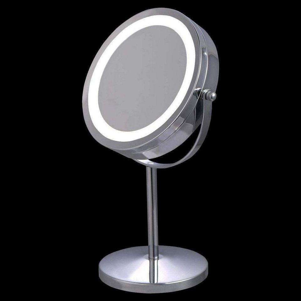 COSTWAY Schminkspiegel »Standspiegel mit LED Beleuchtung ...