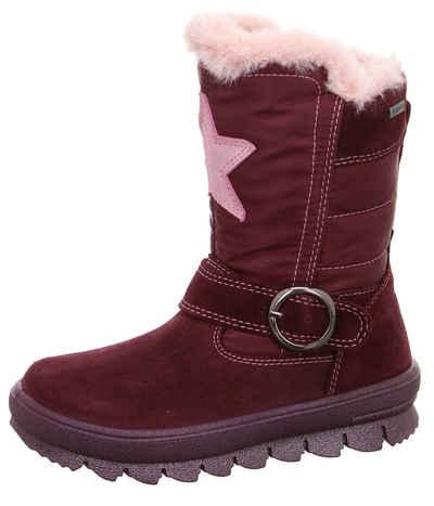 Superfit »FLAVIA« Winterstiefel mit rosa Fellimitat