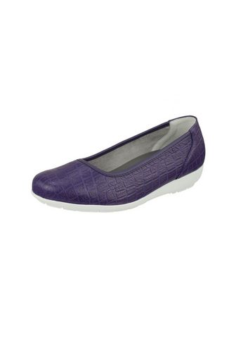 Natural Feet »Catharina« Ballerina su Memolatex-Ein...