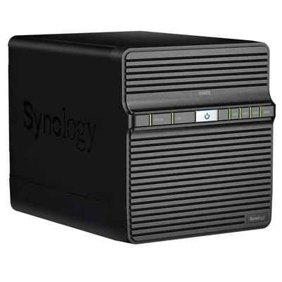 Synology NAS Server Synology DiskStation DS420j NAS-Server