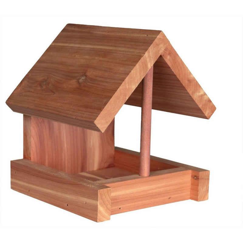 TRIXIE Vogelhaus »Wandmontage Zedernholz«
