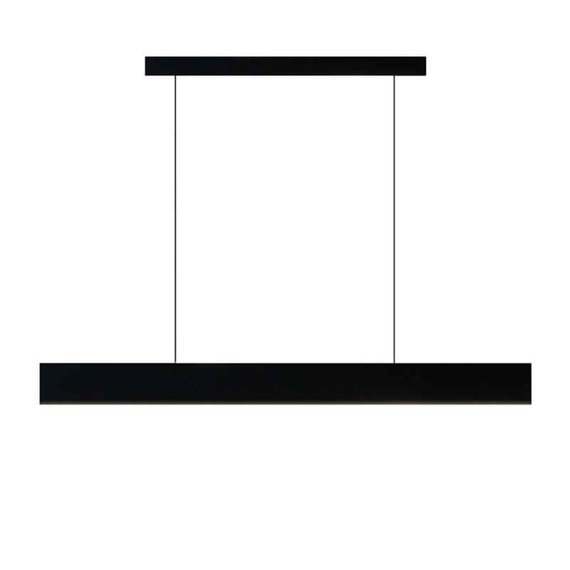 kalb Hängeleuchte »kalb LED Hängeleuchte BLADE Deckenleuchte Wohnleuchte 8mm sehr schmal«