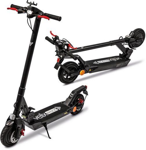 velix E-Scooter »E-Kick 20, V. 2021«, 350 W, 20 km/h, (mit Schutzblechen)