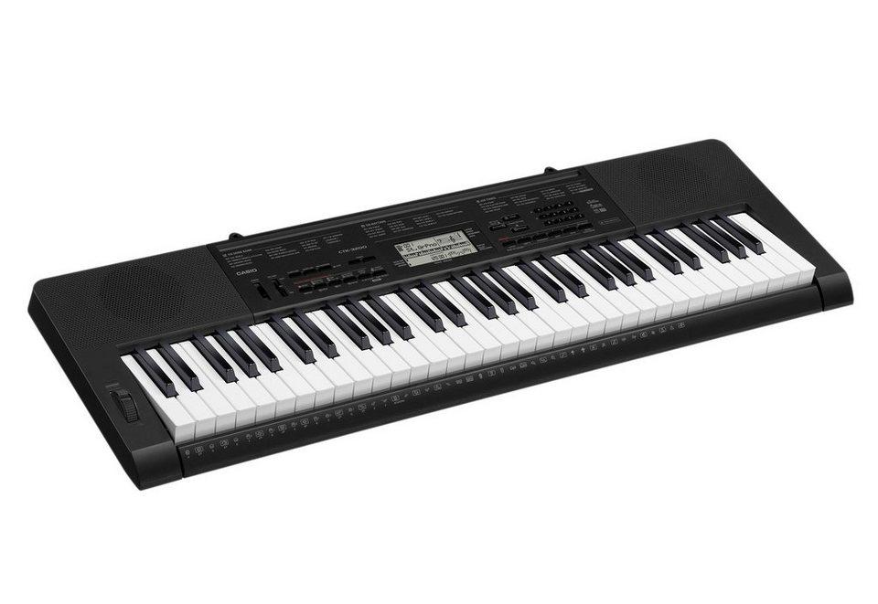 Keyboard, Casio®, »CTK-3200 inkl. Netzteil«