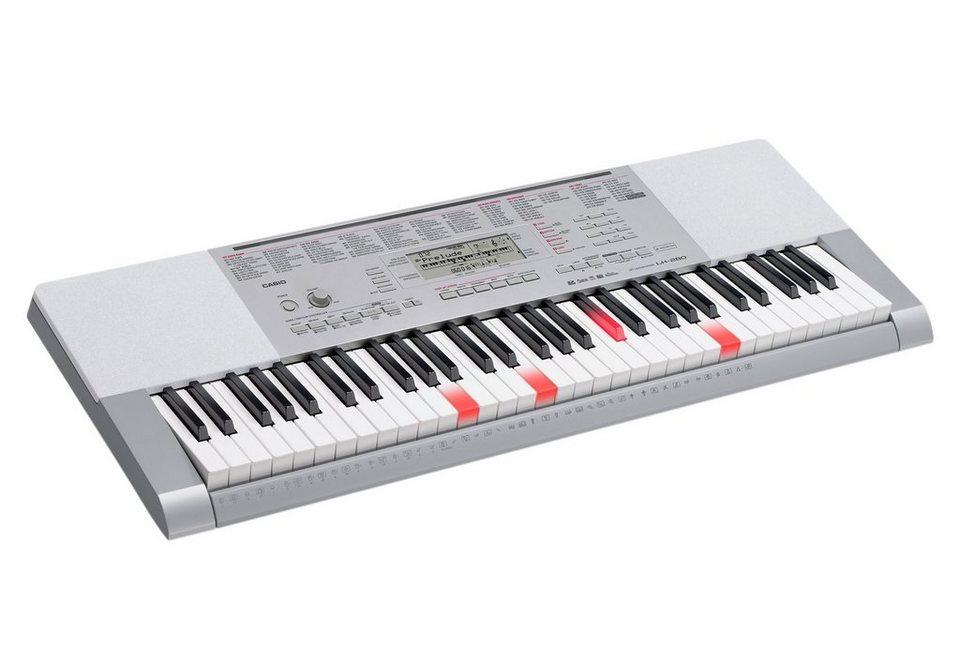 Casio® Keyboard, »LK-280 inkl. Netzteil«