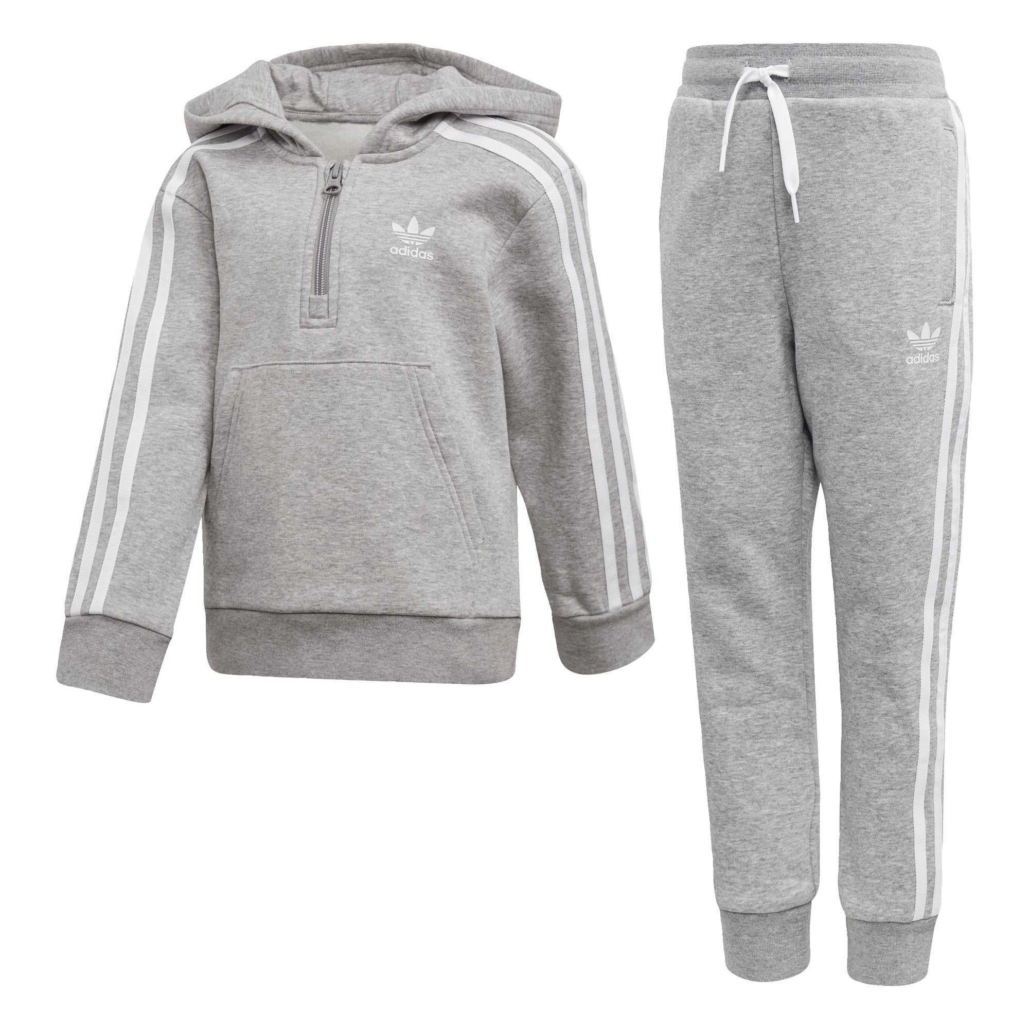 adidas Originals Trainingsanzug »Fleece Hoodie Set«, adicolor online kaufen | OTTO