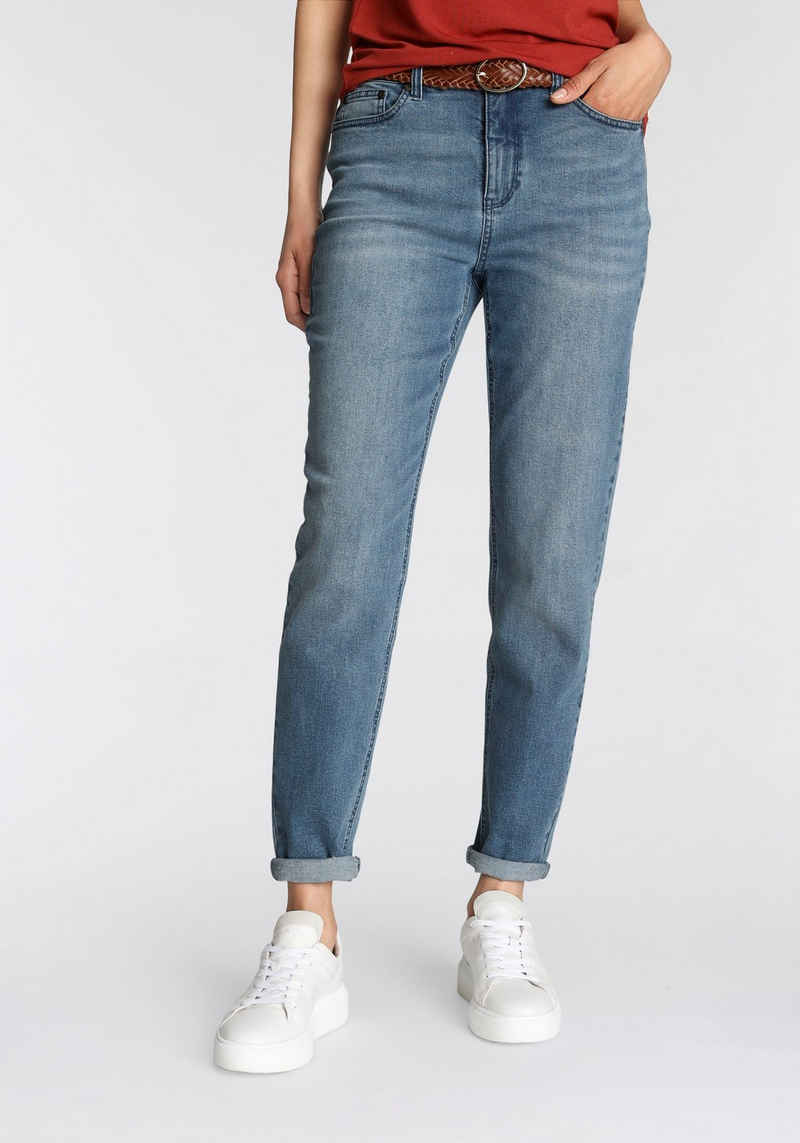 Tamaris Mom-Jeans im 5-Pocket Style - NEUE KOLLEKTION