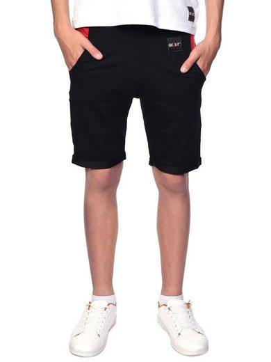 BEZLIT Bermudas »Kinder Jungen Stoff Shorts« (1-tlg) Casual
