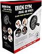 JOKA international Bauchmuskelmaschine »Iron Gym Dual Ab Wheel«, Bild 5