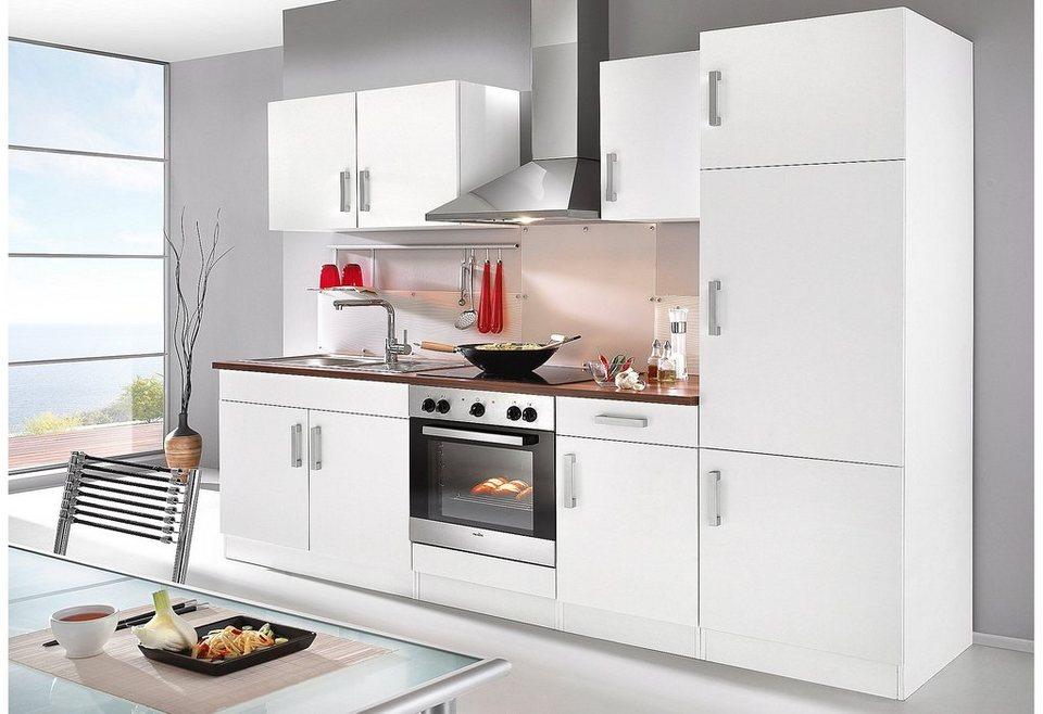 Küchenunterschrank »Toronto«, Breite 100 cm in weiß