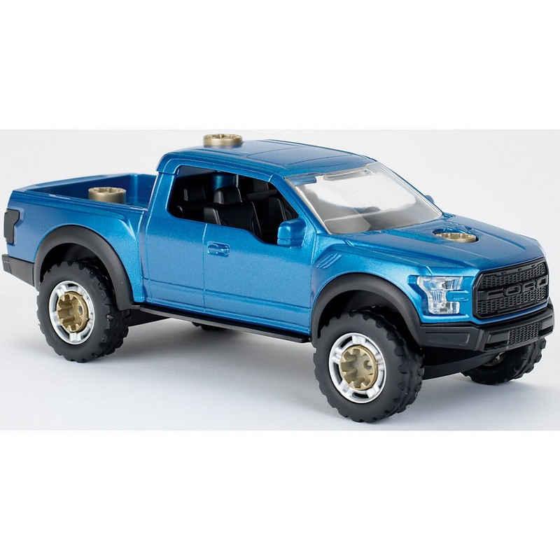 Klein Spielzeug-Auto »2017 Ford F.150 Raptor Set, 3 in 1«