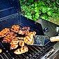 Jim Beam BBQ Grillbesteck-Set, (Set, 3 tlg), Bild 2