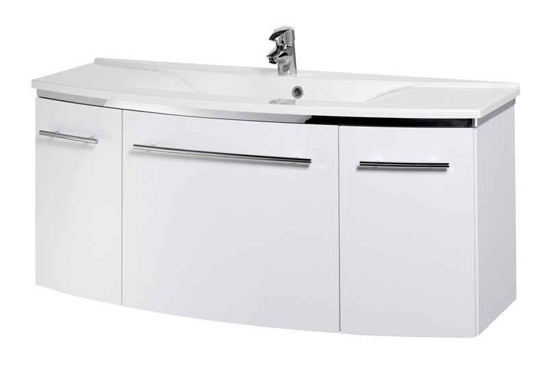 MARLIN Waschtisch »3043«, Breite 122 cm